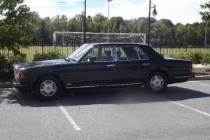 1988 Bentley Rolls Royce Mulsanne Excellent Condition Priced To Sell Must See Photo