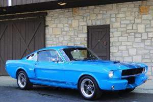 Frame-off GT350R Shelby Tribute car, resto-mod 347 Stroker 5 spd, tremendous car