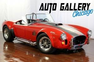 1966 Shelby Cobra Replica, 496 Chevy 454 Bored And Stroked , Automatic Trans.