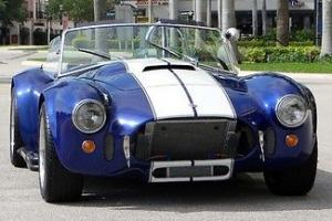 FLORIDA PRISTINE-FORD BIG BLOCK FUEL INJECTED SUPERCHARGED-NICEST ON THIS PLANET