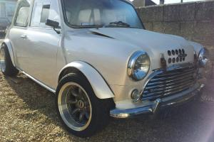 Morris Mini 1310cc.1970.Road Legal Track Day Car.