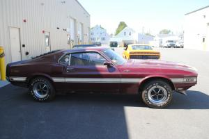 1969 Shelby GT 500 Super Cobra Jet  Project    Drag Pack GT 500  Shelby Mustang Photo