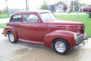 1941 Studebaker Champion 2 Door Sedan Street Rod