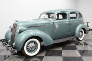 QUALITY AS BUILT RESTORATION, RUNS GREAT, CLEAN, SUICIDE DOORS, 6CYL 4SPD, NICE!