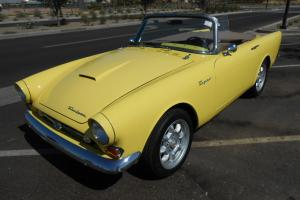 1967 SUNBEAM TIGER, NO YOUR COMMON TIGER