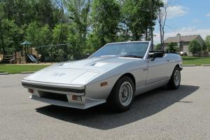 """1986 TVR 280i """"Tasmin"""" Convertible"""