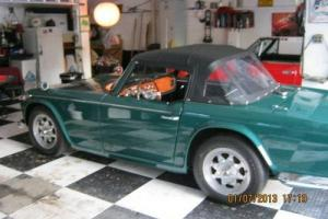66 Triumph TR4A IRS Convertible Photo