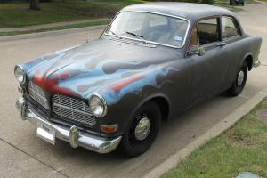 1968 Volvo 122 S  2 door (Amazon) - Reserve is off, you bid you buy