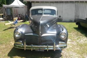 1941 hudson commodore 8 (original)