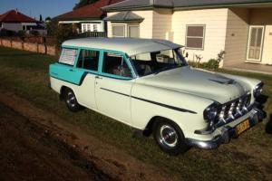 1958 Holden Wagon in Pambula, NSW Photo