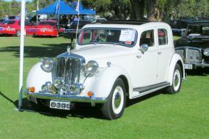 Rover 1949 P3 in Mulgrave, VIC