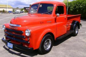 Beautiful 1951 Dodge Pilothouse Pick Up Truck