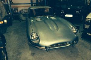 Jaguar E type 4.2 2 2 AUTOMATIC Gearbox