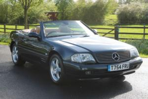 Mercedes-Benz SL 500 | Panoramic Roof | 12 Months Warranty | Last of Line