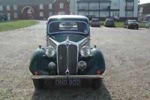ROVER P2 1937 Photo