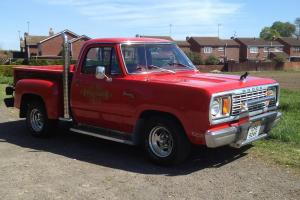 Dodge lil red express truck 6.0 v8 auto stepside muscle truck.no swaps/pex.