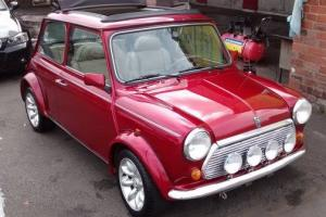LHD MINI 1.3 KENSINGTON LUXURY-FULL LEATHER-ELECTRIC ROOF-FREE SHIPPING INCLUDED