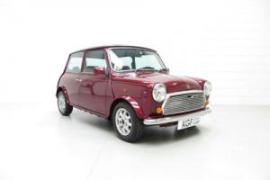 A Truly Exclusive and Very Collectable Austin Mini Thirty with Just 9,083 Miles