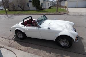 1963 Austin Healey - Professionally wired in 2014 - Clear Title