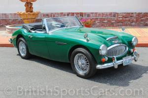 1967 Austin Healey 3000 Over $20,000 In Recent Repairs Fitted With A/C From New