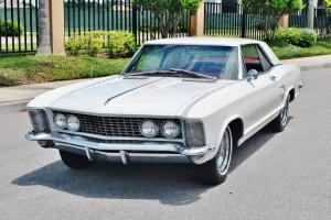 1 of the best orginal 1963 Buick Riviera 445 Wildcat V-8 red leather loaded mint