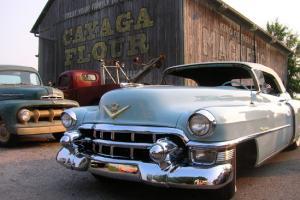 1953 Cadillac Eldorado - *Movie Car* - Body 529  RARE LIKE Buick  SKYLARK