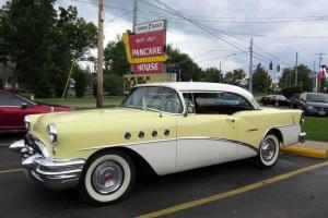 1955 Buick Century Riviera Hardtop Coupe Model 66R - Solid California Car