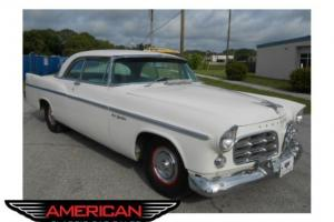 Nice Original 1956 Chrysler New Yorker Hemi Solid Straight and Clean Florida