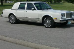 1983 Chrysler Fifth Avenue Base Sedan 4-Door 5.2L
