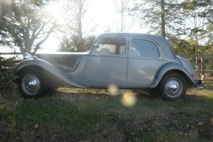 1953 Citroen Slough Built