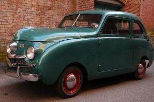 1948 1/2 Crosley Sedan 14k original miles! Great Survivor!