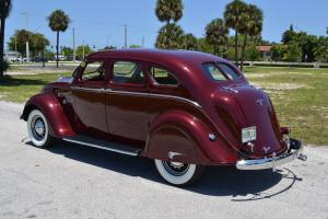 1936 DeSoto Airflow Show Car