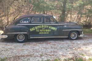 1948 de soto rat rod Photo