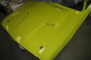 1971 Dodge Challenger R/T  Citron Yella Restomod