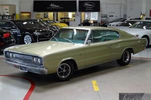 1966 DODGE CHARGER 440 COUPE, FACTORY AIR CAR