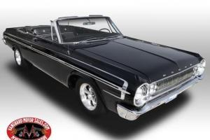1964 Dodge Polara Convertible 440 Triple Black Restored