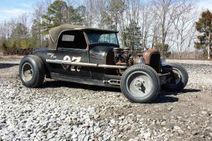 The Ultimate Barn Find Vintage, Historical, Roadster.