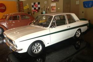 1967 Mk2 Lotus Cortina , ford