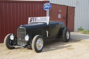 1932 Ford Roadster Traditional Steel Hot Rod