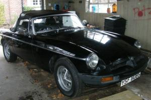 MGB Roadster, 57000 Miles Well maintained good condition