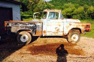 1957 GMC Truck NAPCO 4x4