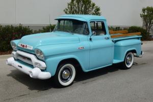 1958 GMC Stepside Pickup