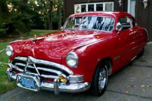 1951 Hudson Hornet Club coupe, Drive anywhere,  Hydramatic Trans, Owned 38 years