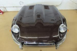 1973 JAGUAR XKE 2+2 PROJECT CAR - REBUILT V12, ORIGINAL CHASSIS, PARTS & TITLE