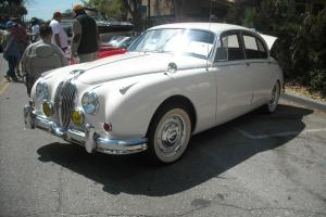 1962 JAGUAR MK II 3.8 LITRE