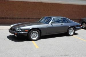 1989 Jaguar XJS  V12 Low Miles