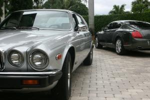 1981 Jaguar XJ6 Base Sedan 4-Door 4.2L