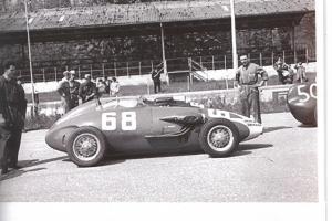 Original 1959 Lancia Dagrada Formula Junior racer