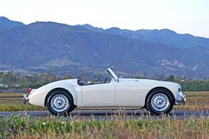 1959 MG MGA Twin Cam - First Place Senior Grand National AACA Show Car Photo