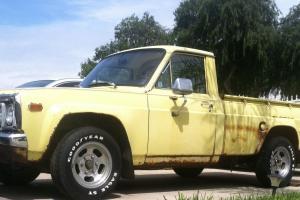 1974 Mazda Rotary Pickup REPU  13b repu r100 rx2 rx3 12a 10a Photo